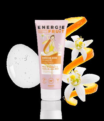 Orange Blossom & Coconut Oil